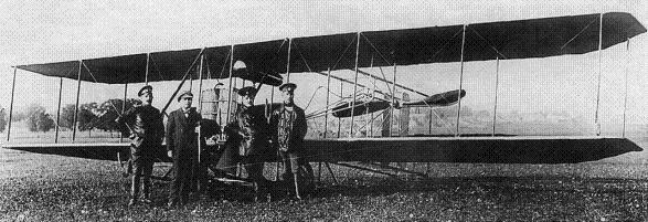 Самолёт «райт-абрамович».