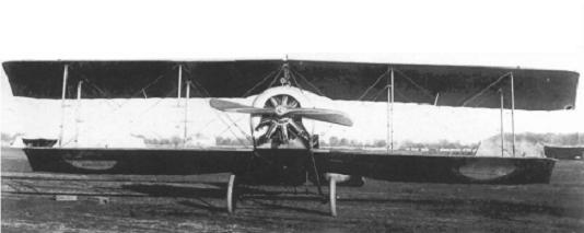 Самолёт-разведчик анатра «анаклер» («анакле», анатра с «клерже»).