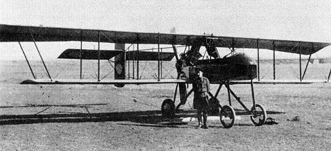 Самолёт-разведчик «вуазен иванова».