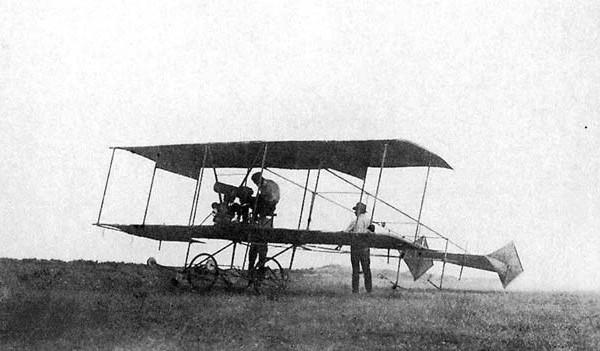 Самолёт с-3.