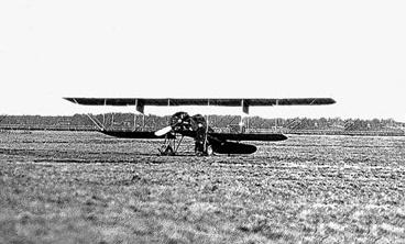 Самолёт с-8 «малютка».