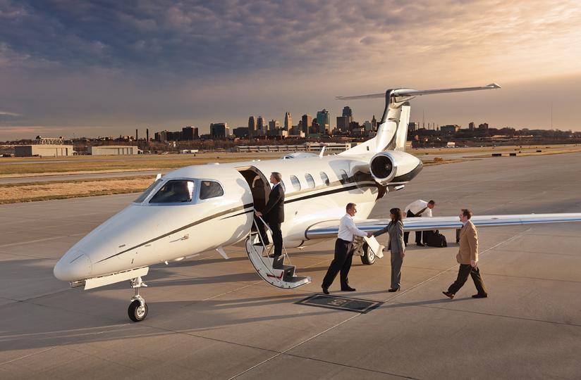 Самолёты бизнес авиации