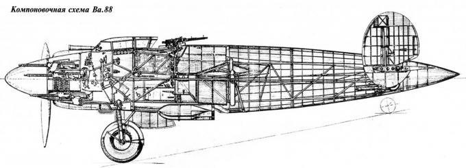 Самый невезучий. истребитель-штурмовик breda ba 88. италия