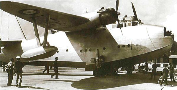 Саро (сандерс-ро) s-36 «lerwick»
