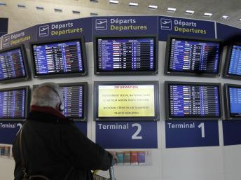 Сбои в работе аэропорта и их планирование