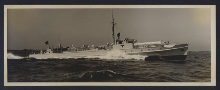 Schnellboot der kriegsmarine - малые воины большой войны