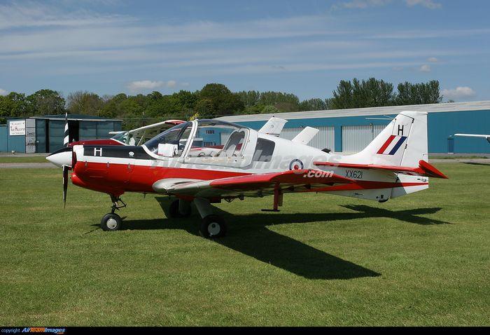 Scottish aviation bulldog. технические характеристики. фото.