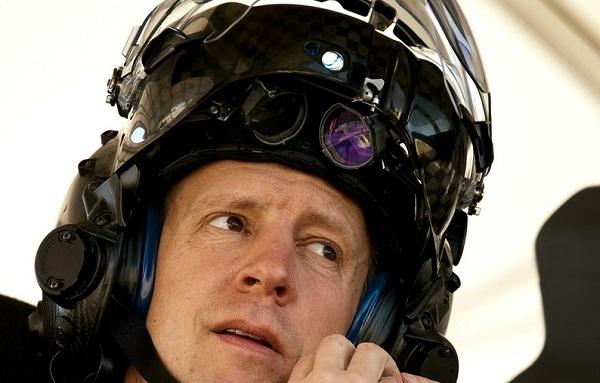 Шлем истребителя f-22. испытания и будущее.
