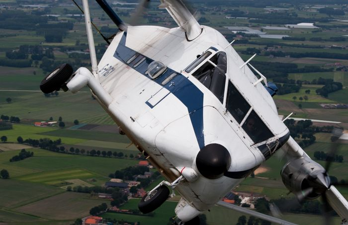 Short sc.7 skyvan. технические характеристики. фото