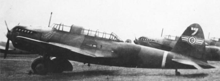 Штурмовая авиация второй мировой войны. история развития, вооружение, тактика и анализ применения (часть 6)
