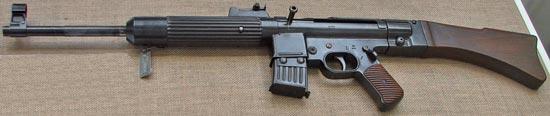 Штурмовая винтовка (автомат) mauser gerat 06 / mkb. 43 (m) / stg. 45 (m)