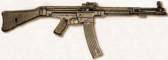 Штурмовая винтовка (автомат) mkb. 42 (h) / maschinenkarabin 42 haenel schmeiser
