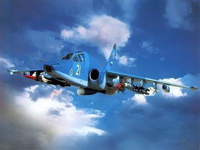 Штурмовик су-25тм (су-39).