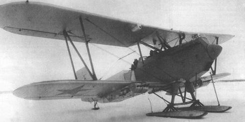 Штурмовик тш-1.