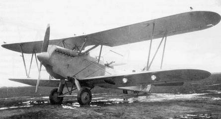 Штурмовик тш-2.