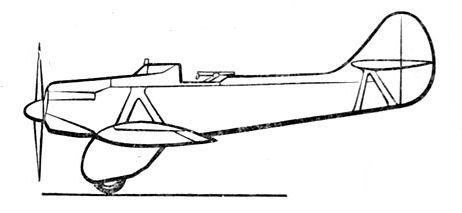 Штурмовик тш-3.