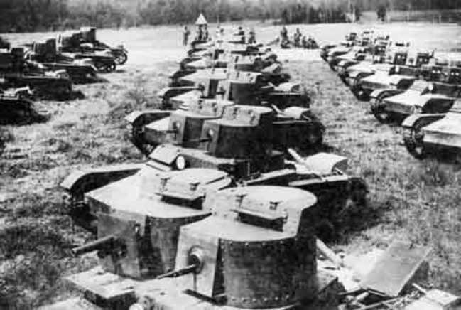 Штурмовой т-26