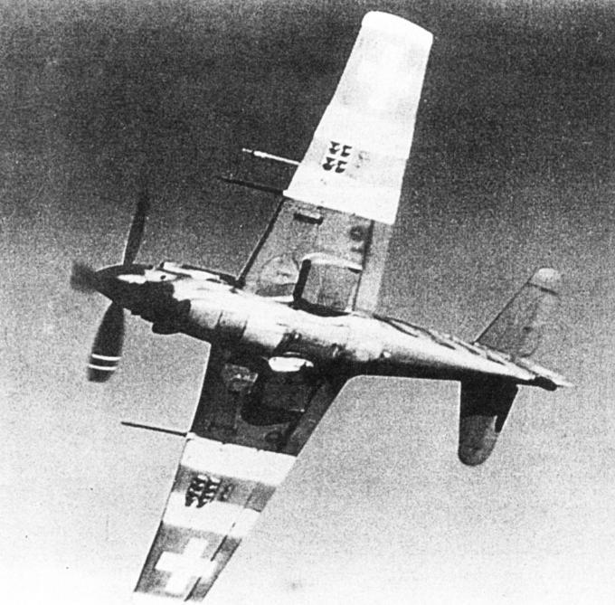 Швейцарский конструктор. истребители doflug d-3802, d-3803 часть 2