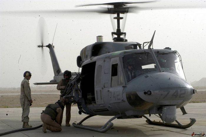 Sikorsky h-53. вертолёт для спецопераций и минный тральщик
