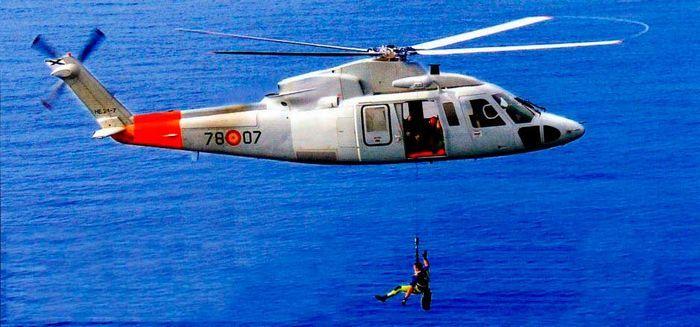 Sikorsky s-76 spirit: s-76d и военные s-76