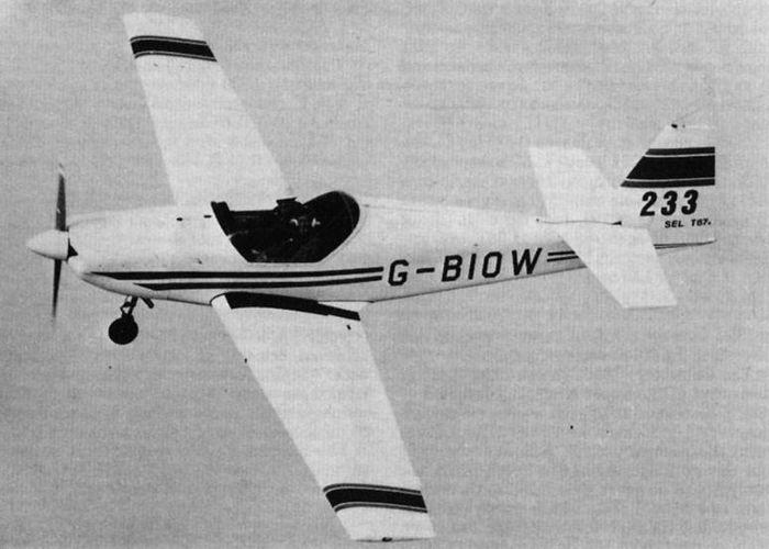 Slingsby t67 firefly. технические характеристики. фото.