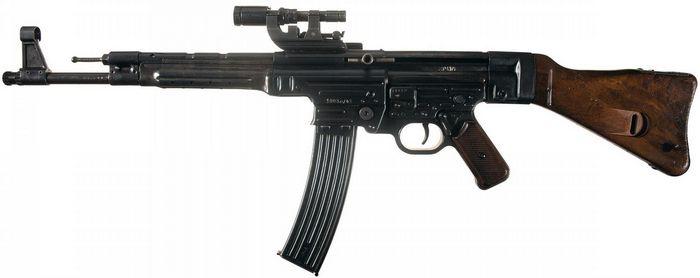 Снайперская винтовка модели мр-43/1