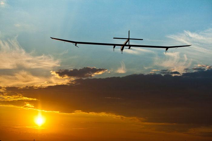Solar impulse — американская одиссея на солнечном самолёте