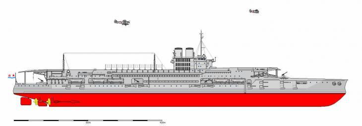 Советские авианосцы великой отечественной войны. часть 1
