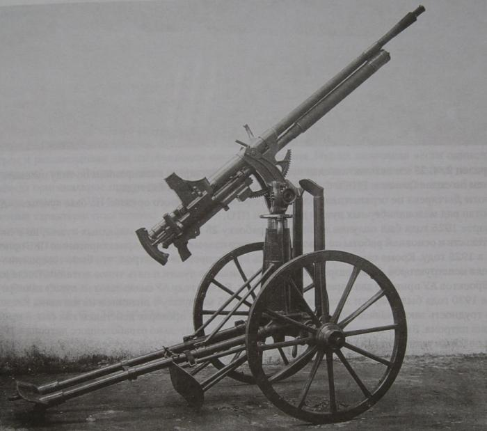 Советские автоматические пушки. 20-мм автомат ап-20