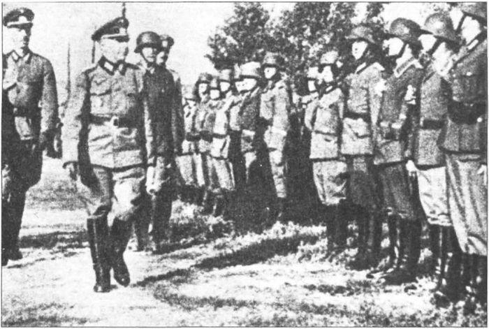 Советские репрессии в отношении нацистских пособников: милость к падшим. часть 1