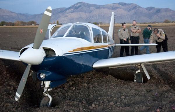 Советы частному пилоту: как приземлиться на мягкий грунт