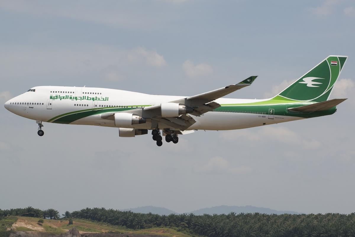 Столкновение ил-76 и boeing-747 в окрестностях дели. 1996