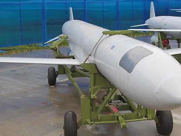 Стратегическая крылатая ракета х-55 (ркв-500, изделие 120).
