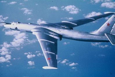 Стратегический бомбардировщик 3м.