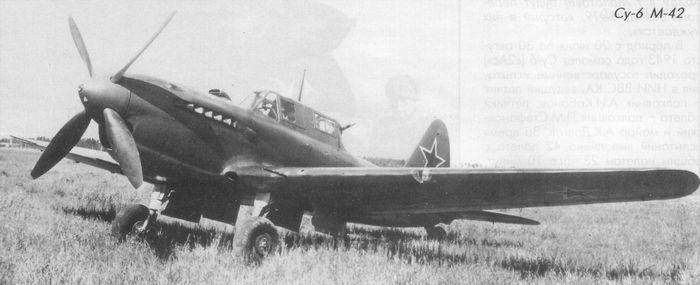 Сухой су-6. фото. история. характеристики.