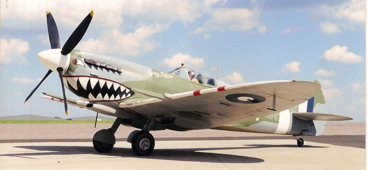 Supermarine spitfire. фото. характеристики.