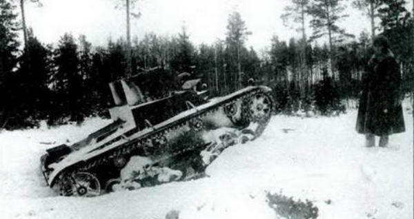Т-26 на анаболиках – стрррашный обт 30-х!