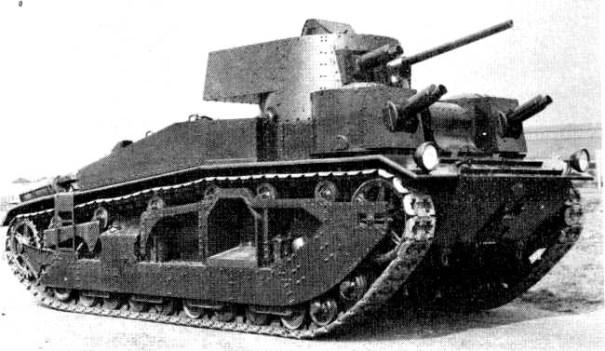 Т-28 на французский лад