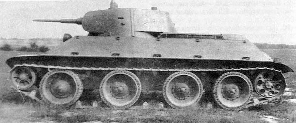 Т-34? полемическая статья
