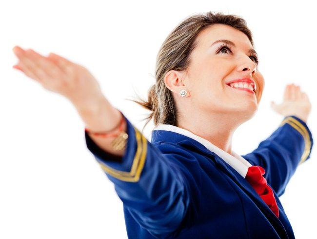 Тайны профессии бортпроводницы или 6 сказок о стюардессах