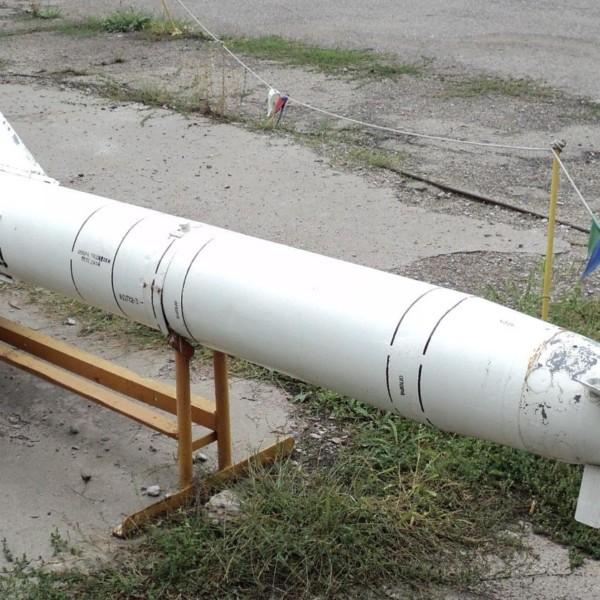 Тактическая авиационная ракета х-23 «гром» («изделие 68»).