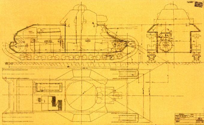 Танк на стыке классов. опытный легкий танк amx 38. франция