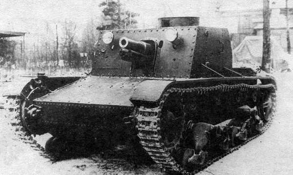 Танкомир 26-27-28 (часть 3.1) лёгкая сау артподдержки.