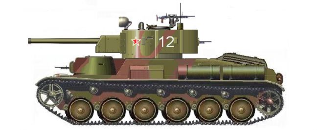 Танкомир 26-27-28 (часть 3.2) средние сау второй половины 30-х.