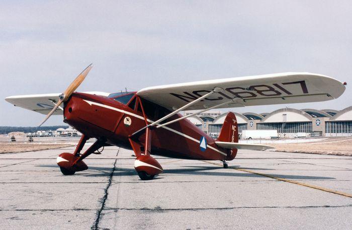 Taylor cub. технические характеристики. фото.