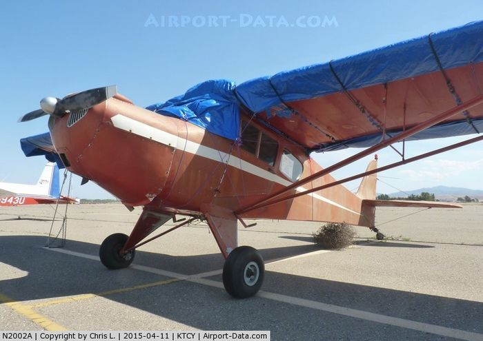 Taylorcraft f-19 sportsman. технические характеристики. фото.