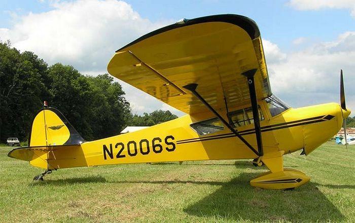 Taylorcraft f-21. технические характеристики. фото.
