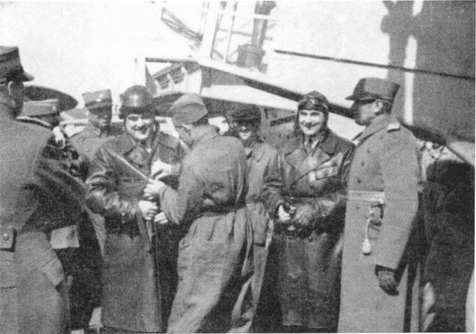 Тяжелый бомбардировщик dornier do-y в югославии часть 2