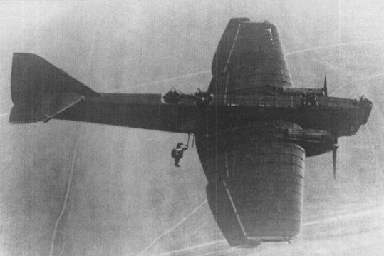 Тяжелый бомбардировщик тб-1 (ант-4).