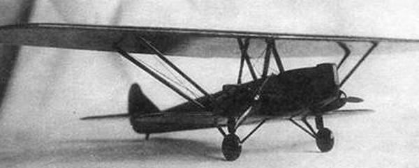 Тяжелый бомбардировщик тб-2.